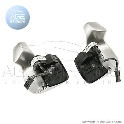 OEM BMW E90 E91 E92 E93 E81 E82 E87 E88 X1 Steering Wheel Gear Paddles Shifters