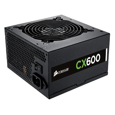 Alimentation Corsair ATX 600 Watts CX600 V2 80+ Bronze CP-9020048-EU