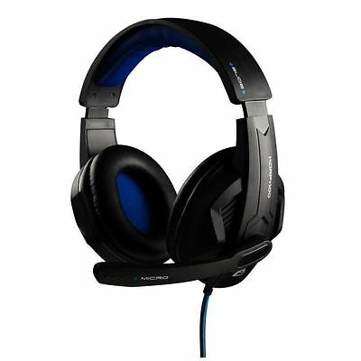 Micro-casque The G-LAB KORP 100 - Gaming filaire PC/PS4/Xbox One