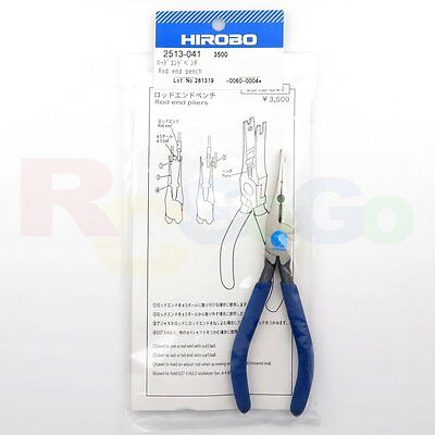 Hirobo 2513-041 Rod End Pench / Ball Link Pliers #2513041 Helicopter Parts
