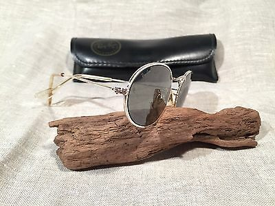Vintage Ray Ban Classic Collection 1 W2249 silver mirror G-31 B&L Bausch Lomb