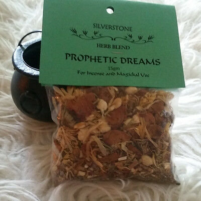 Prophetic dreams herbs / magickal magic witchcraft astral