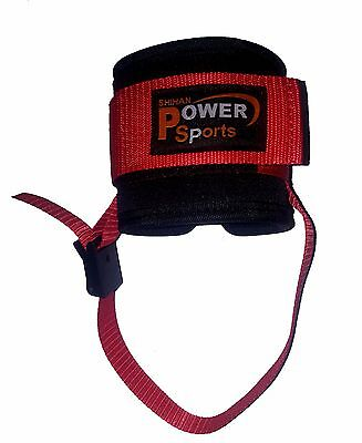 NEW OYSTON GYM ANKLE STRAP Foot/Flex Ankle Strap Sold (Single) Cable Machine