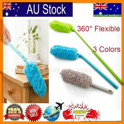 Car/Home Anti Static Dust Brush Soft Microfiber Cleaning Feather Dusters BU