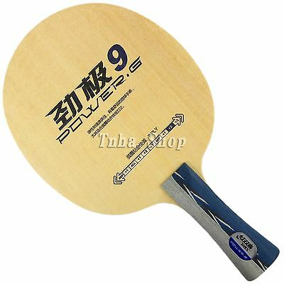 DHS POWER.G9  PG9 PG 9 PG.9 Table Tennis Ping Pong Blade NEW