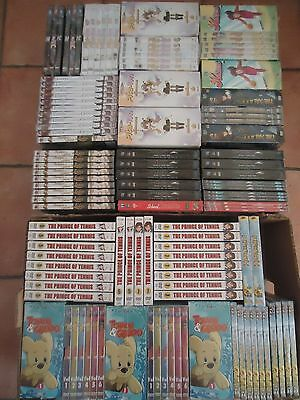 Neuf Lot * 82 Coffrets 222 Dvd * Manga Japanimation Revendeur Brocante Magasin