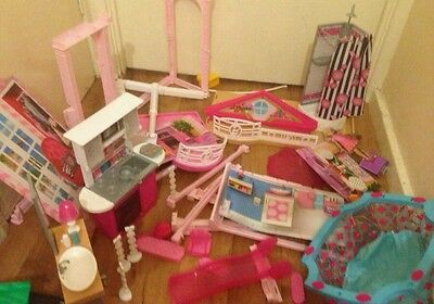 barbie furniture bundle Dolls House Furniture