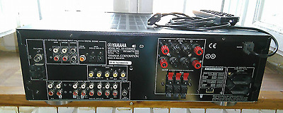 Amplificatore Yamaha Home Cinema RX-V396RDS