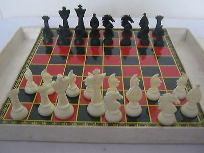 Vintage Magnetic Chess