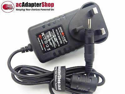 UK 12V 1.5A 1500mA Switching Adapter Power Supply For DYS182 120150 W 3 NEW