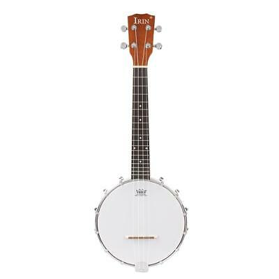 Durable 4 Strings Banjo for Adult/ Kids Musical Instrument 24.4inch