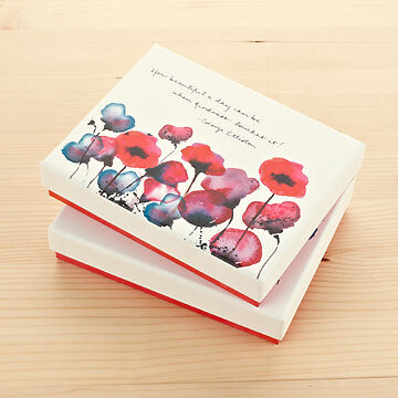 Boxed Cards – 'How beautiful a day can be when kindness touches it!'