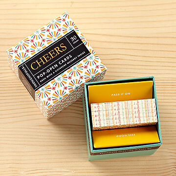 'Cheers' – Box of Thoughtfulls cards