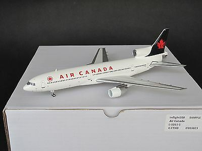 See photos Sample Air Canada L-1011 Reg: C-FTND Inflight 1:200 Diecast  IF011023