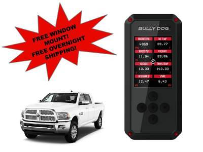Bully Dog BDX #40470 Tuner Programmer for 2012 - 2018 Dodge Ram 6.7 Cummins