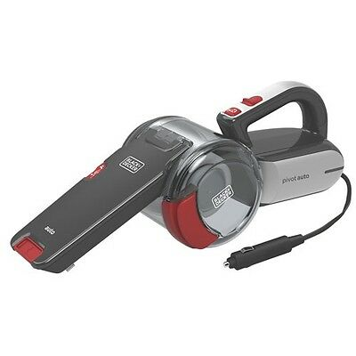 BLACK+DECKER Car Pivot Handheld Vac - BDH1200PVAV