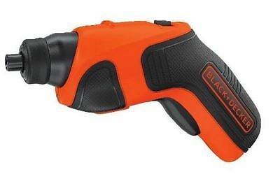 BLACK+DECKER 4V MAX* Lithium Rechargeable Screwdriver - BDCS20C