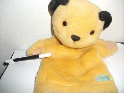 Sooty And Sweep Show , Sooty With Wand Hand Puppet  (1838