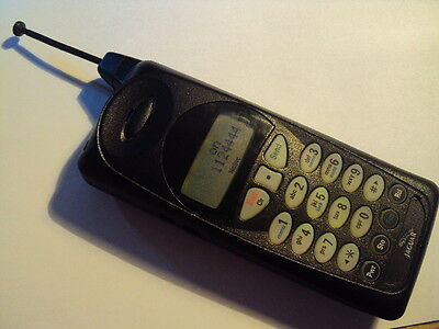1998- 2000 Jaguar Factory Motorola Cell Phone Model Lne7312aa MICRO TAC
