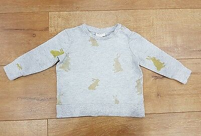Seed Heritage Foil Bunny Windcheater Size 1-2 RRP44.95