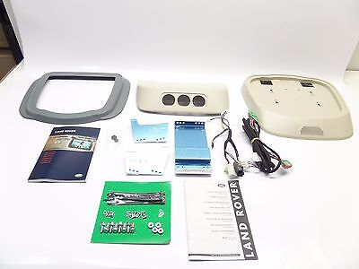 Genuine Land Rover Discovery 3 Roof Mounted DVD Player Fitting Kit VUB503140 LHD