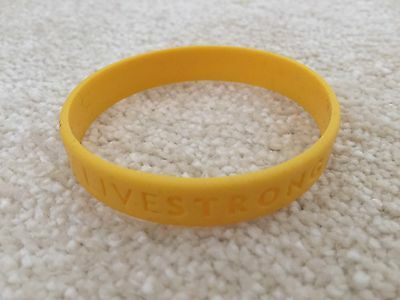 Livestrong Wristband