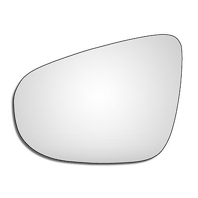 Wing Mirror Glass For VW TOURAN 2003-2010  CONVEX HEATED PLATE Right #1029