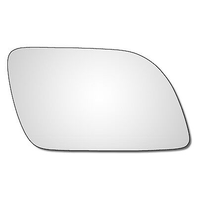 VW Polo 2005-2009 right driver off side convex mirror glass 3RS