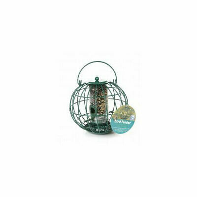 C J Wildbird Foods Cj London Globe Seed Feeder 21cm