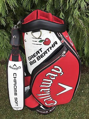 CALLAWAY GREAT BIG BERTHA TOUR GOLF Bag
