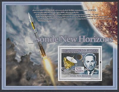 XG-AF081 GUINEA - Space, 2008 New Horizon Probe, 1 Value MNH Sheet