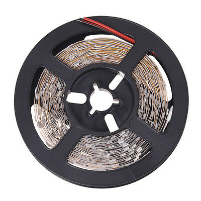 5M 300 3528 SMD LED Leiste Strip Streif Warmweiss fuer Boot M8N3