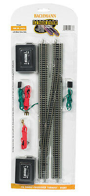 N-Gauge - Bachmann - #6 Single Crossover Turnout - Right