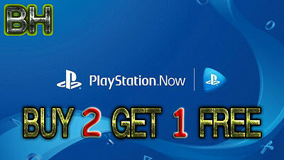 PlayStation Now 7-Days (1 Week) Trial For PS4 And Windows PC