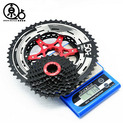 SunRace CSMX80 Bicycle Freewheel 11-50T 11 Speed Mountain Bicycle Cassette