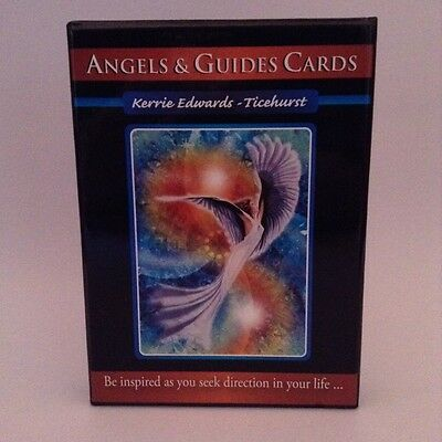 Angels and Guides Cards by Kerrie Edwards-Ticehurst