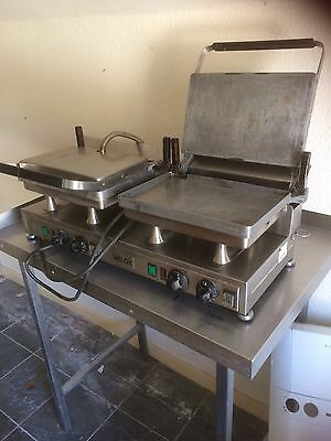 silesia grill Double Smooth Plate