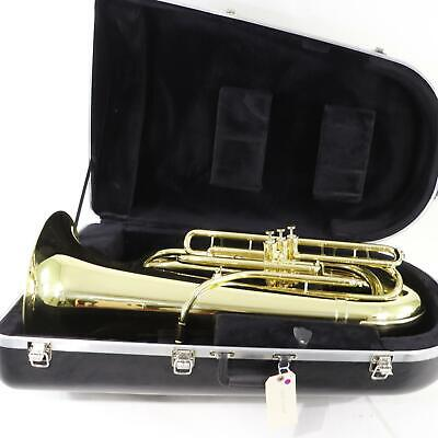 King Student Model 1135W 3 Valve Tuba MINT CONDITION QuinnTheEskimo