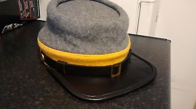 American civil war confederate kepi / cap cavalry