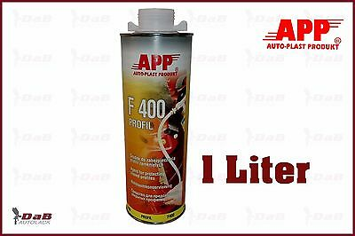 APP Empty space sealing Preservation Transparent 050302 1,0 Litre
