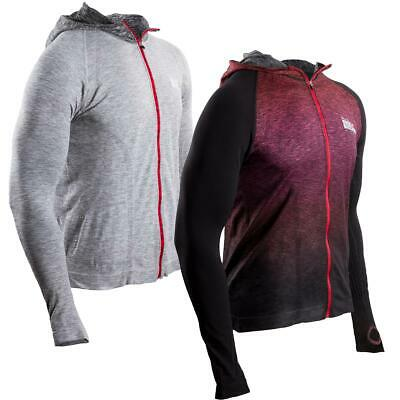 Compressport Casual Seamless Hoodie Jacket Swim Bike Run unisex Triathlon Jacke