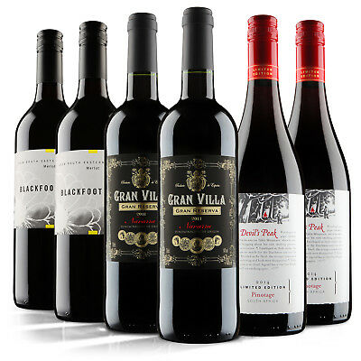 Virgin Wines The Ultimate Red 6 Pack