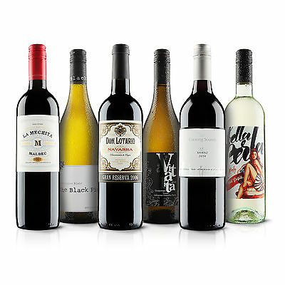 Virgin Wines Customer Favourites Mixed 6 Pack