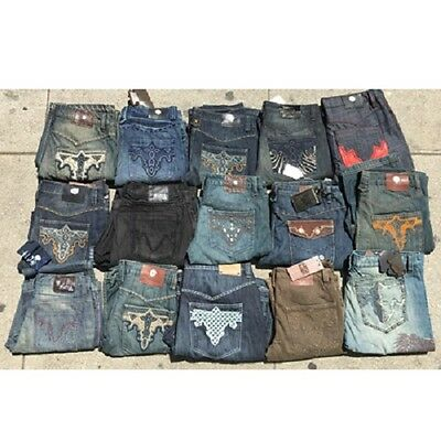 Antik Mens Denim Jeans 30pcs. [Antik30]
