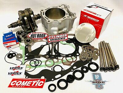 CRF150R CRF 150R 150RB 68mm 180cc Hotrods Big Bore Stroker Motor Rebuild Kit