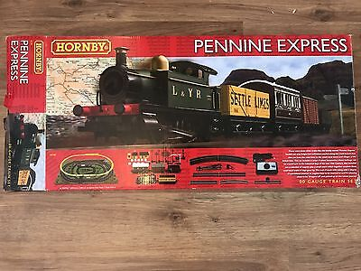 HORNBY PENNINE EXPRESS TRAIN SET R1158 - Great CONDITION