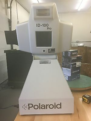 Polaroid Identification System ID-100