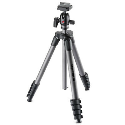 Manfrotto Compact Advanced Tripod with Ball Head with AUST MANFROTTO WARRANTY