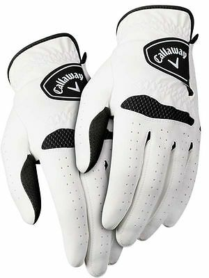 Callaway Xtreme 365 Golf Glove - 2 Pack - Choose Size