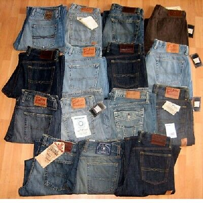Lucky Brand Denim Jeans Men's Assortment 30pcs. [Lucky-M30]